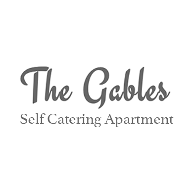 The Gables logo in a circle